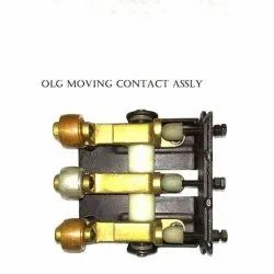 Brass OLG Moving Contact Assly