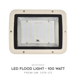 100w Flood Light Back Choke