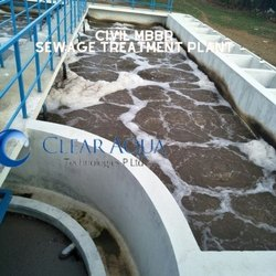 MBBR Sewage Treatment Plant Stp