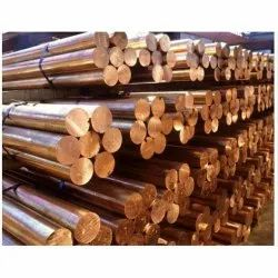 Adar Industries Brass Extrusion Rods, For Hardware Fitting, Size: 25 Mm
