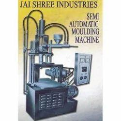 Semi Automatic Piller Type Molding Machine