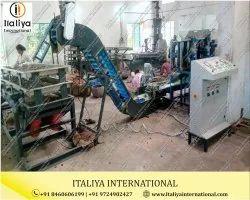 Cashew Scooping Line Machine