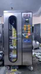 Automatic Hot Juice Packing Machine Laminated Pouch