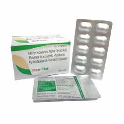 Methylcobalamin, Folic Acid & Alpha Lipoic Acid Capsules
