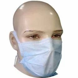2 Ply Surgical Face Tie On Mask