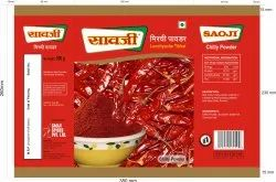 Red Capsicum A Grade Saoji Tadka Chilly, Maharashtra, Packaging Size: 5 Kg