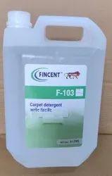 Fincent F-103 Carpet Detergent