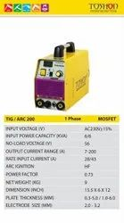 Tigrac 200 Amp Welding Machine