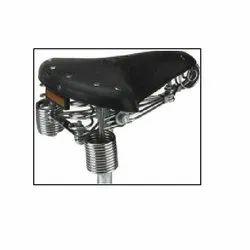 Black SD-415 90x3 PVC Cover Saddle, Size: 290 X 230 Mm