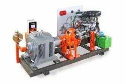 POWERMAG Eddy current dynamometer Engine test