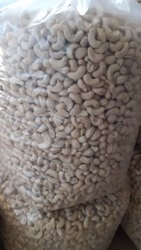 White W400 Raw Cashew Nut, Packaging Size: 10 kg