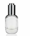 20,30,50,100 ml Flat Glass Essential Oil Bottles