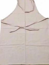 Plain Cotton Apron, Plain/Solids