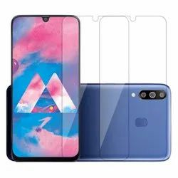 VAKU Samsung M51 Tempered Glass 0.33mm, Packaging Type: Box, Model Name/Number: Galaxy A51