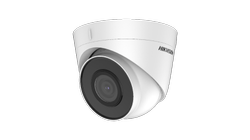 Hikvision 2 MP DOME CAMERA H.265+, For Indoor Use, Camera Range: upto 30m