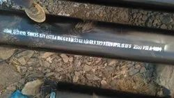 H Square Galvanized IS 1161 Grade MS Black Pipe, Thickness: 4 Mm