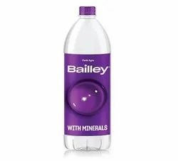 PET 2 Liter Bailey Mineral Water, For Drinking, Packaging Type: Bottles