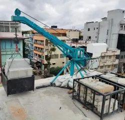 Monkey Crane / Hoist 500 kg