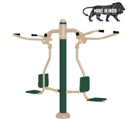 Outdoor Gym Equipment Pull Chair Exercise Machine