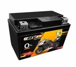 Gevvy 4lb Bike Battery Made In India, TW