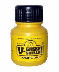 40 ml V- Gasket Shellac Compound