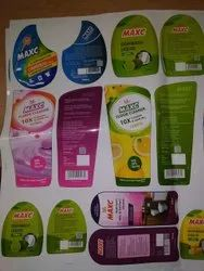Multicolor Polyster Brand Labels, Packaging Type: Roll
