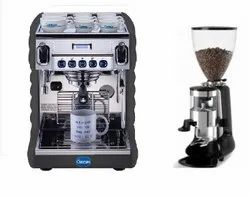 La Carimali Digital Single Group Coffee Machine