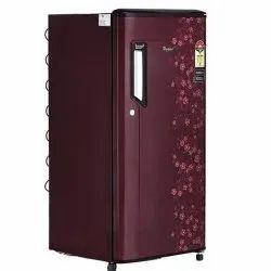 4 Star Direct Cool Whirlpool Refrigerator, Single Door, Capacity: 190 L