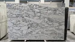 Foremost Statuario White Italian Marble, Thickness: 16 mm