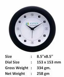 Aviva Life Insurance wall watch