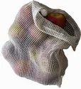 GOTS Certified Organic Cotton Mesh Fabric