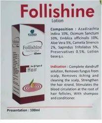 Biolife Follishine Hair Lotion, Packaging Size: 100 Ml