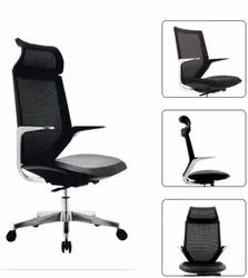 Executive High Back And Medium Back Chair - Duster Mesh