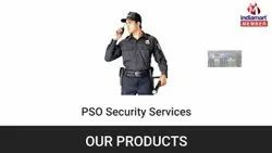 35 Trand Pso Security Guard manpower