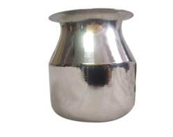Stainless Steel Kalash, For Pooja Utensils
