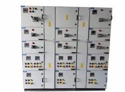 500 KVA Off Breaker Panel