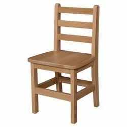 Matte Wooden Chairs