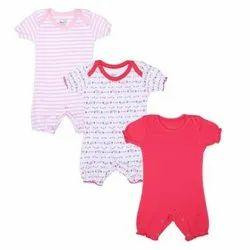 Baby Romper 3 Piece Pack Baby Girl