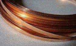 Cold Rolled Earthing Copper Flat fiting service