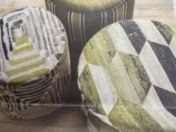 Polyester Upholstery Fabric, GSM: 350