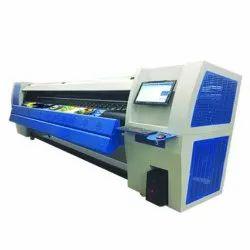 Flex Printing Machine, Printing Resolution: 720 Dpi