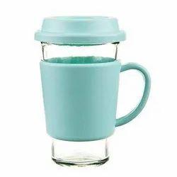 Multicolor Milk Glass, For Home, hotal Restaurant, Capacity: 380 Ml