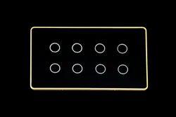 LUMI Smart Wifi/Z-Wave Modular Touch Switch 8 Touch