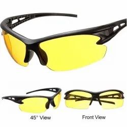 X4CART Male Hd Vision Wrap Around Glasses