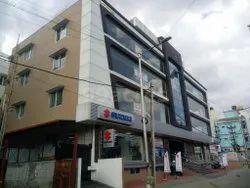 Prefabrciated Structure Concrete Commercial Buildings Construction