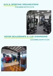 gym cleaning services