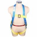 Full Body Simple Hook Double Rope Safety Harness