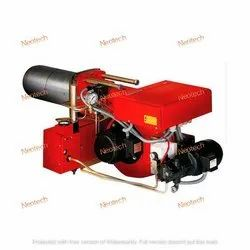 Red Oil to Gas Burner Conversion