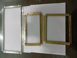 Silver and Golden 1.4 mm MS Frame