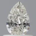 Pear 0.40ct H VVS2 IGI Certified Natural Diamond